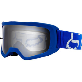Fox Main II Race Goggles, blue/clear